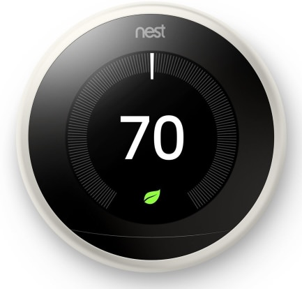 Product Image - Nest Learning Thermostat, 3rd Gen