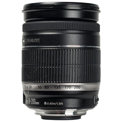 Product Image - Canon EF-S 18-200mm f/3.5-5.6 IS