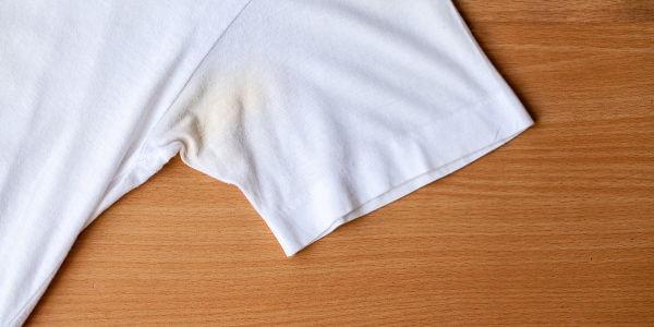 Everyone can see your sweat stains—here's how to get rid of them