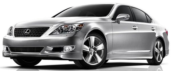Product Image - 2012 Lexus LS 460 L