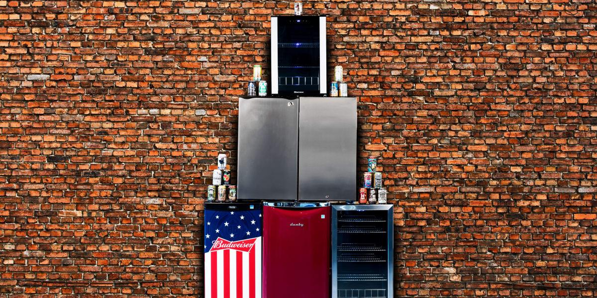Wine Refrigerator Reviews >> The Best Beer Fridges of 2018 - Reviewed.com Refrigerators