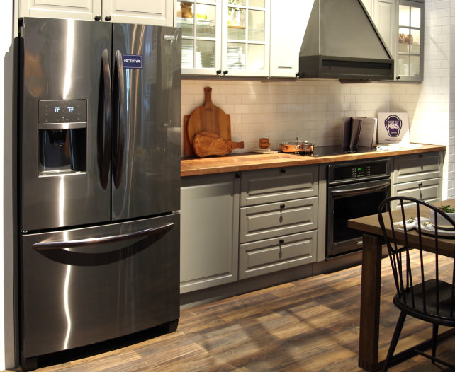 Lovely Frigidaire Gallery Smudge Proof Black Stainless Steel