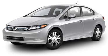 Product Image - 2012 Honda Civic Hybrid