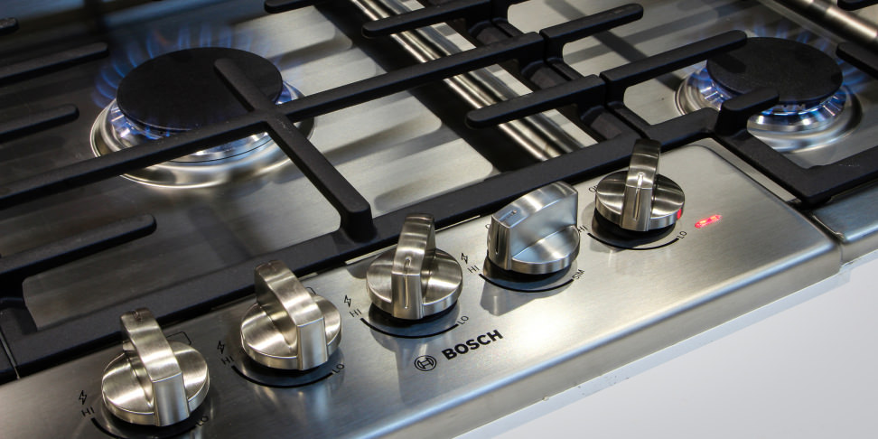 bosch ngmuc   gas cooktop review reviewedcom ovens