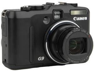 Product Image - Canon PowerShot G9