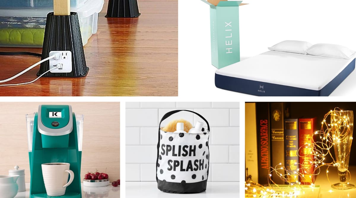 24 things you absolutely need in your dorm room freshman - Stuff for your room ...