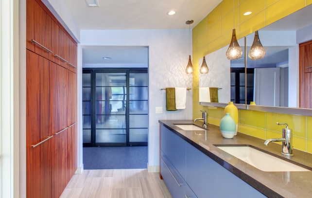 NKBA design trends 2015 undermount sinks