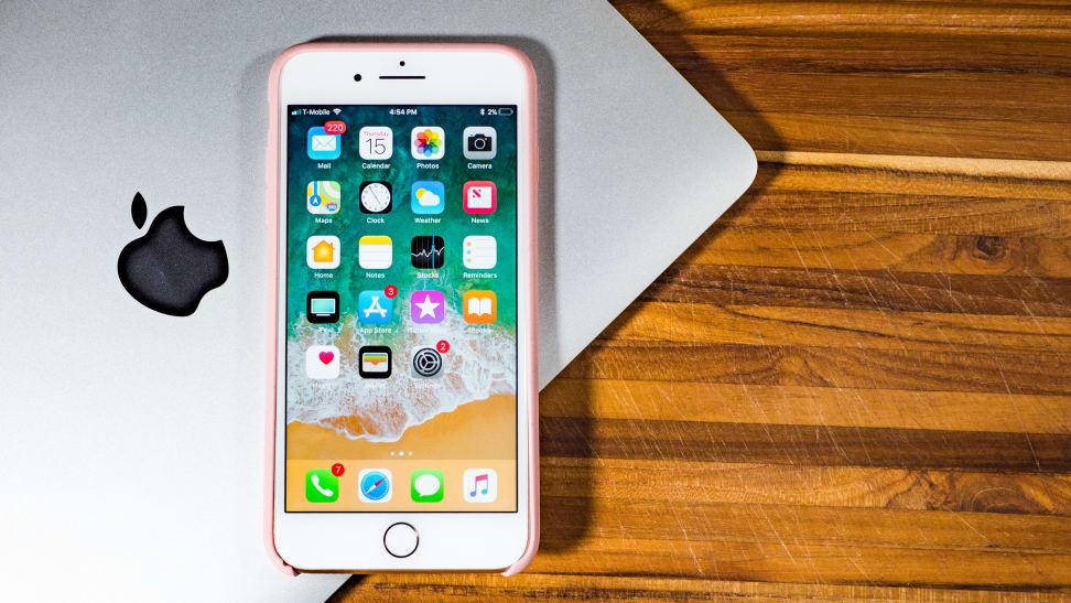 iPhone 8 Plus Slim Case