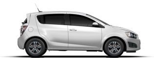 Product Image - 2012 Chevrolet Sonic Hatchback LT Manual
