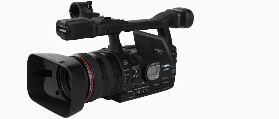Product Image - Canon XH A1S