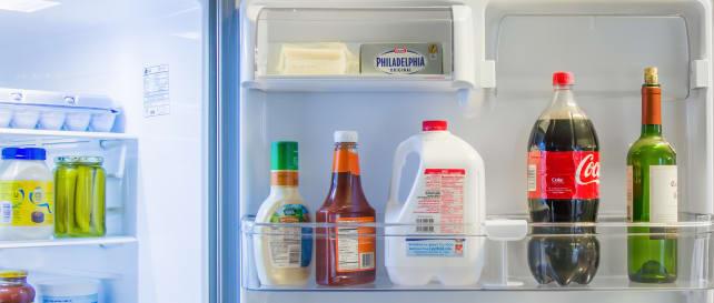 Milk-in-the-door