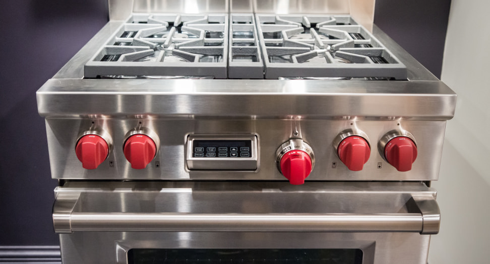 gas stove with red knobs  falcon 534101000 burner control knob dominator g1107 ce   frippery