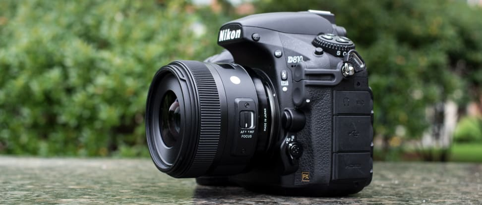 Product Image - Sigma 30mm f/1.4 DC HSM A