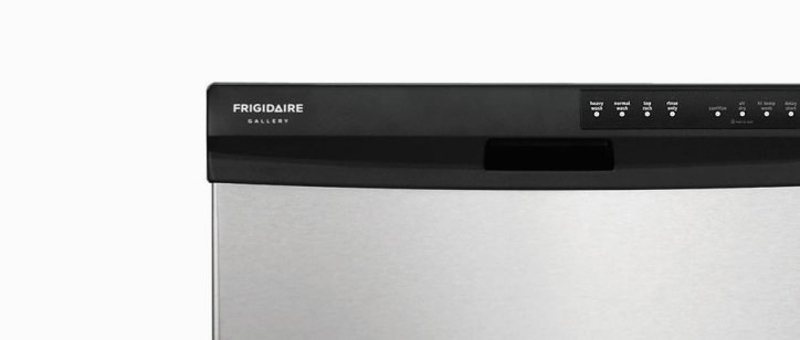 the frigidaire fgbd2431nf is very cheap but not cheap enough - Cheap Dishwashers