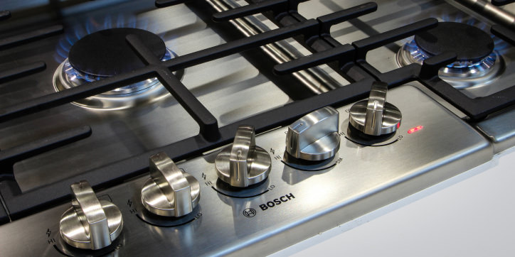 the price is right for a 36inch cooktop but temps fall short and boiling time runs long