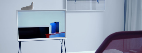 Samsung serif television 8