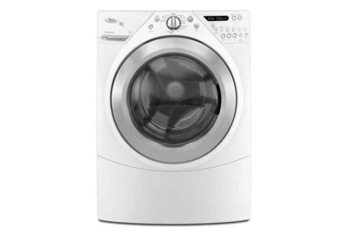 Whirlpool Front Load Washer On Sale At Home Depot