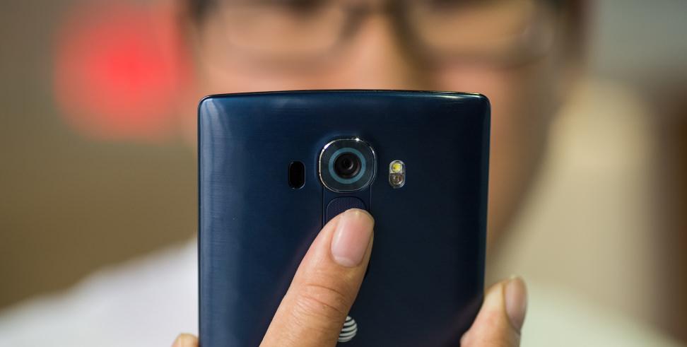 LG G4 Controls