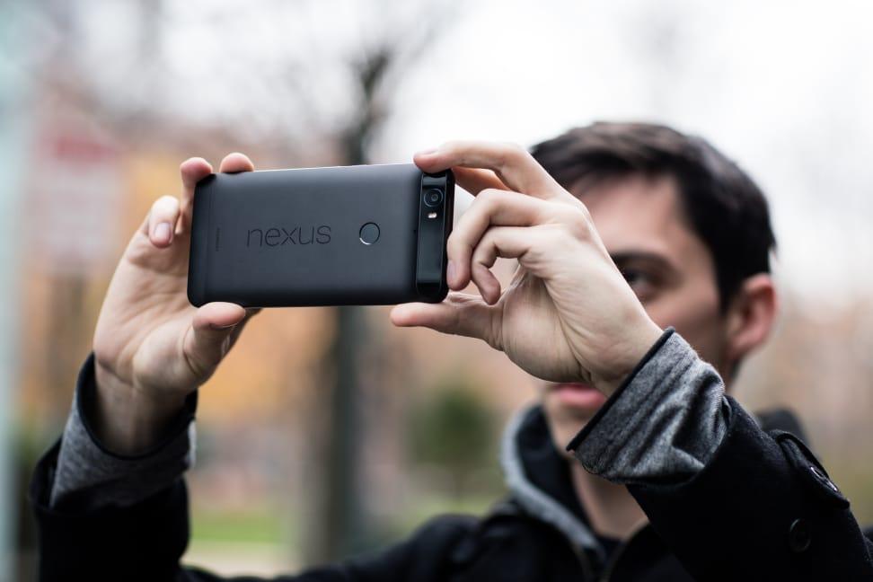 Nexus 6P Design: Back