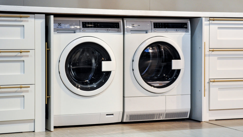 Electrolux Compact Washer And Ventless Dryer First