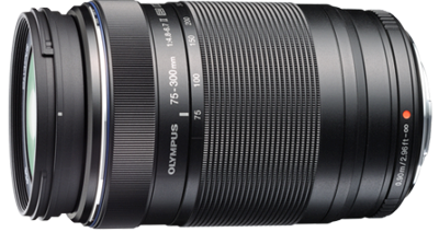 Product Image - Olympus M.Zuiko ED 75-300mm f/4.8-6.7 II