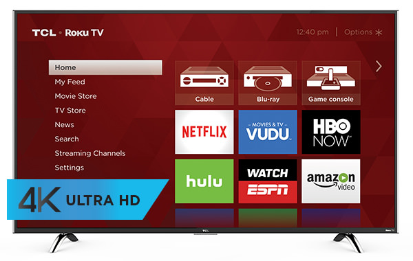 Product Image - TCL Roku 55UP120