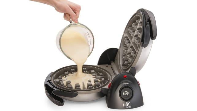 FlipSide Waffle Maker