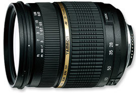 Product Image - Tamron AF 28-75mm f/2.8 SP XR Di LD Aspherical (IF)