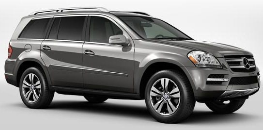 Product Image - 2013 Mercedes-Benz GL450