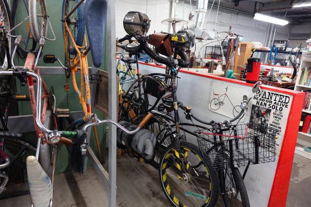 SCUL Chopper Bikes