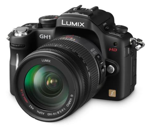 Product Image - Panasonic DMC-GH1
