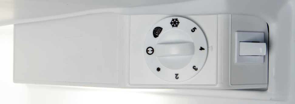 Whirlpool EV160NZTQ Controls