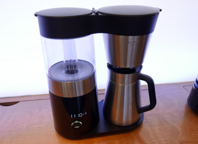 OXO Barista Brain 9-Cup Coffee Brewing System