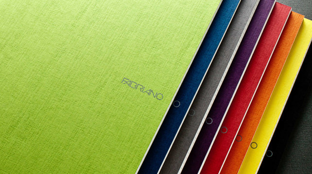 Fabriano Ecoqua notebooks