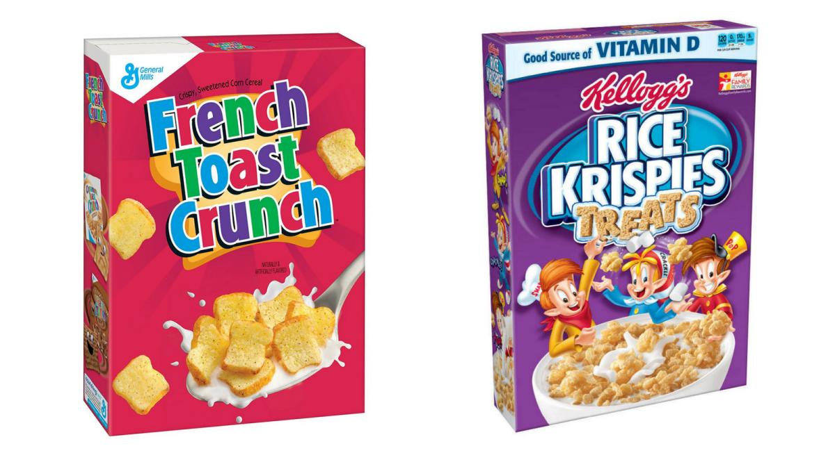 The 50 best cereals ranked - Reviewed.com Refrigerators