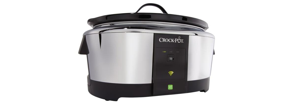 smarter crock pots the smart home gateway drug ovens. Black Bedroom Furniture Sets. Home Design Ideas