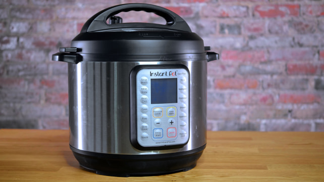 Instant Pot Duo Plus 9-in-1 pressure cooker