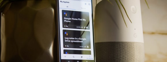 Googlehome ifttt hero