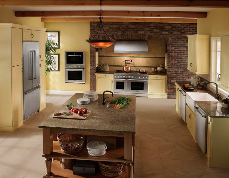 The best pro style appliances for your luxury kitchen for Luxury oven