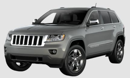 Product Image - 2012 Jeep Grand Cherokee Overland