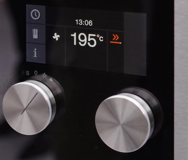 Gaggenau EB 333 Controls