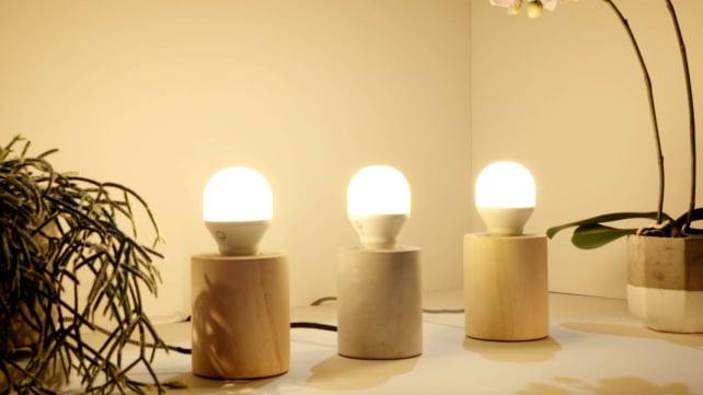LIFX Mini White LED Smart Bulbs