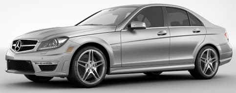 Product Image - 2013 Mercedes-Benz C63 AMG Sedan