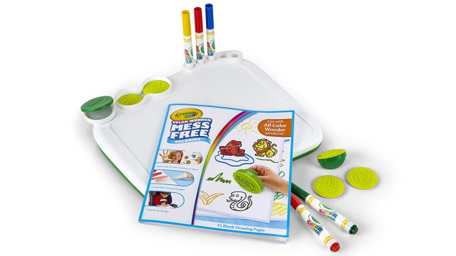 Crayola Color Wonder Mess Free Desk