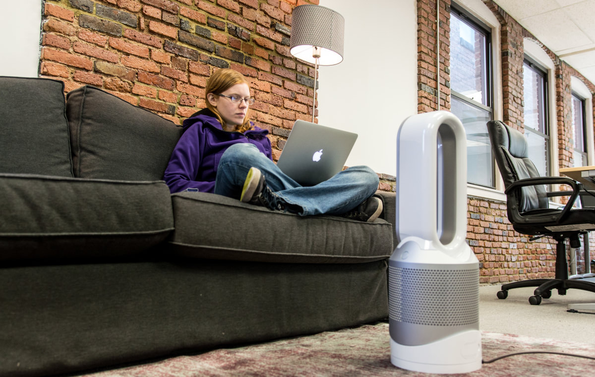 we tried the dyson pure hot cool link smart. Black Bedroom Furniture Sets. Home Design Ideas