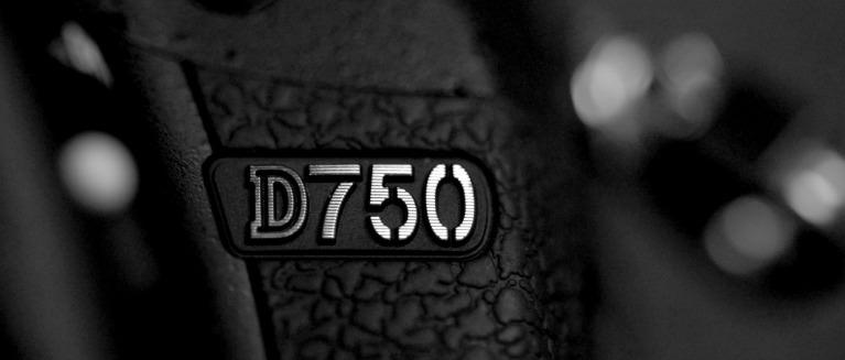 Nikon d750 hero