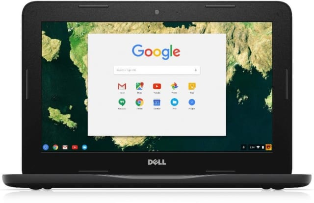 Product Image - Dell Chromebook 11 3180 83C80