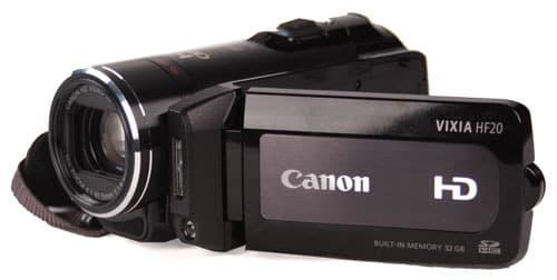 Product Image - Canon  Vixia HF20