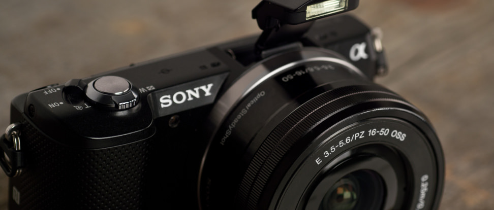 Product Image - Sony Alpha A5000