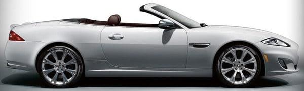 Product Image - 2013 Jaguar XKR-S Convertible